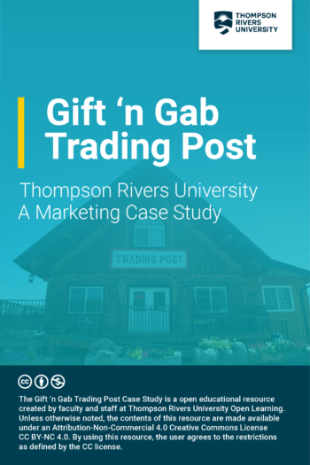 Cover image for Gift 'n Gab Trading Post